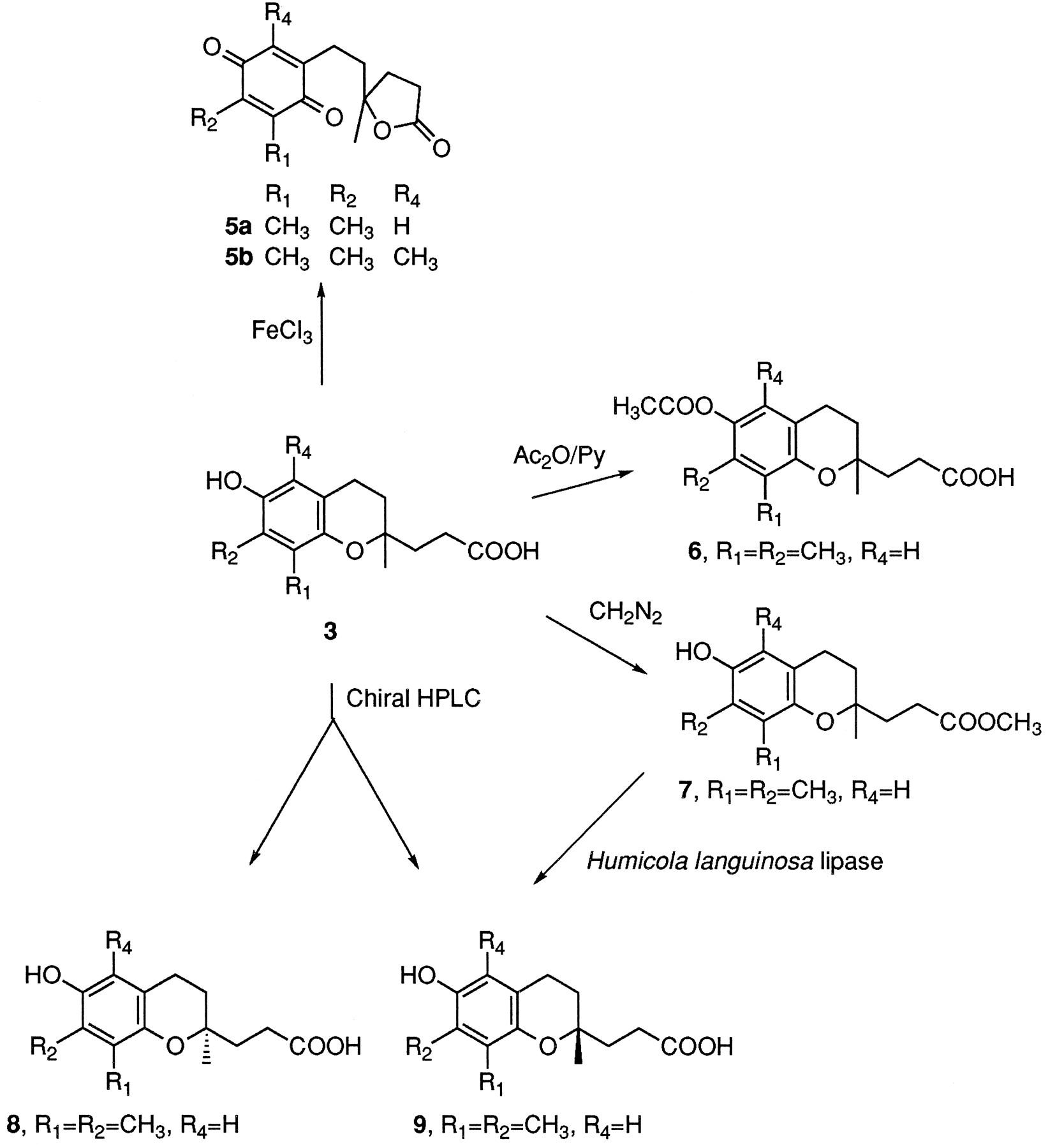 Endogenous Natriuretic Factors 6: The Stereochemistry of a