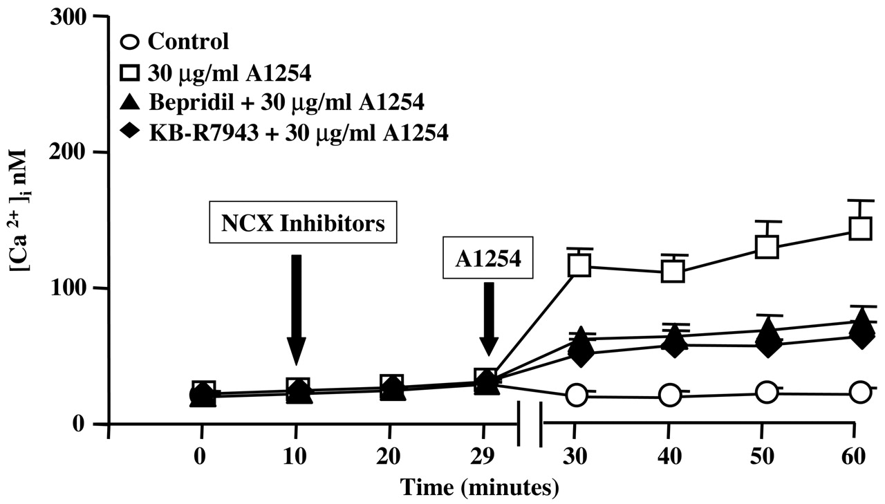 Involvement Of Na Ca2 Exchanger In Intracellular Increase And Bremis Switch Reversing Wiring Diagram Download Figure
