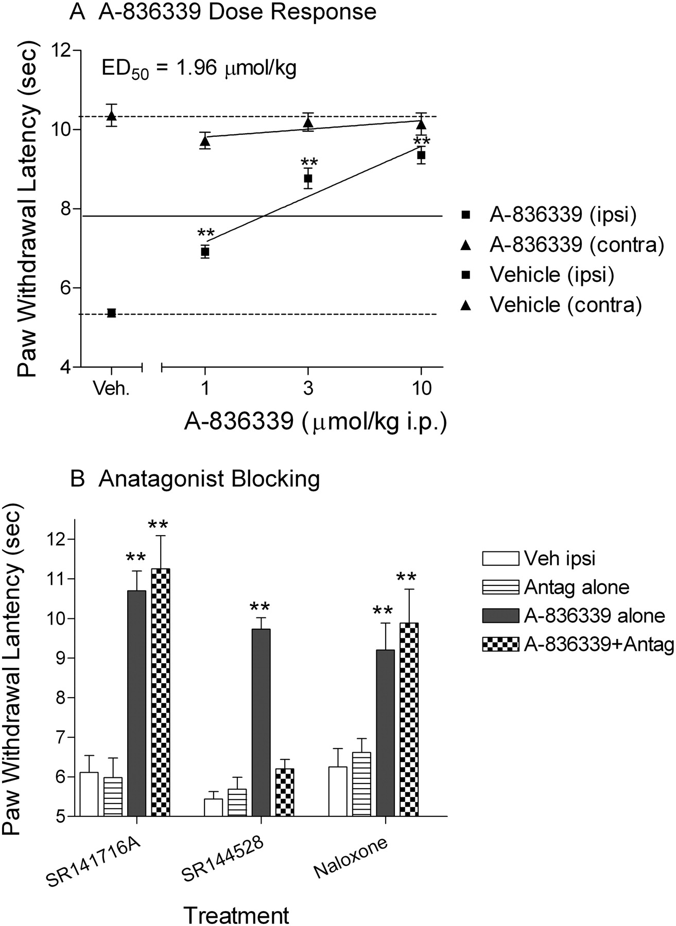 Characterization Of A Cannabinoid Cb2 Receptor Selective Agonist 587 Block Signal Wiring Diagram Download Figure