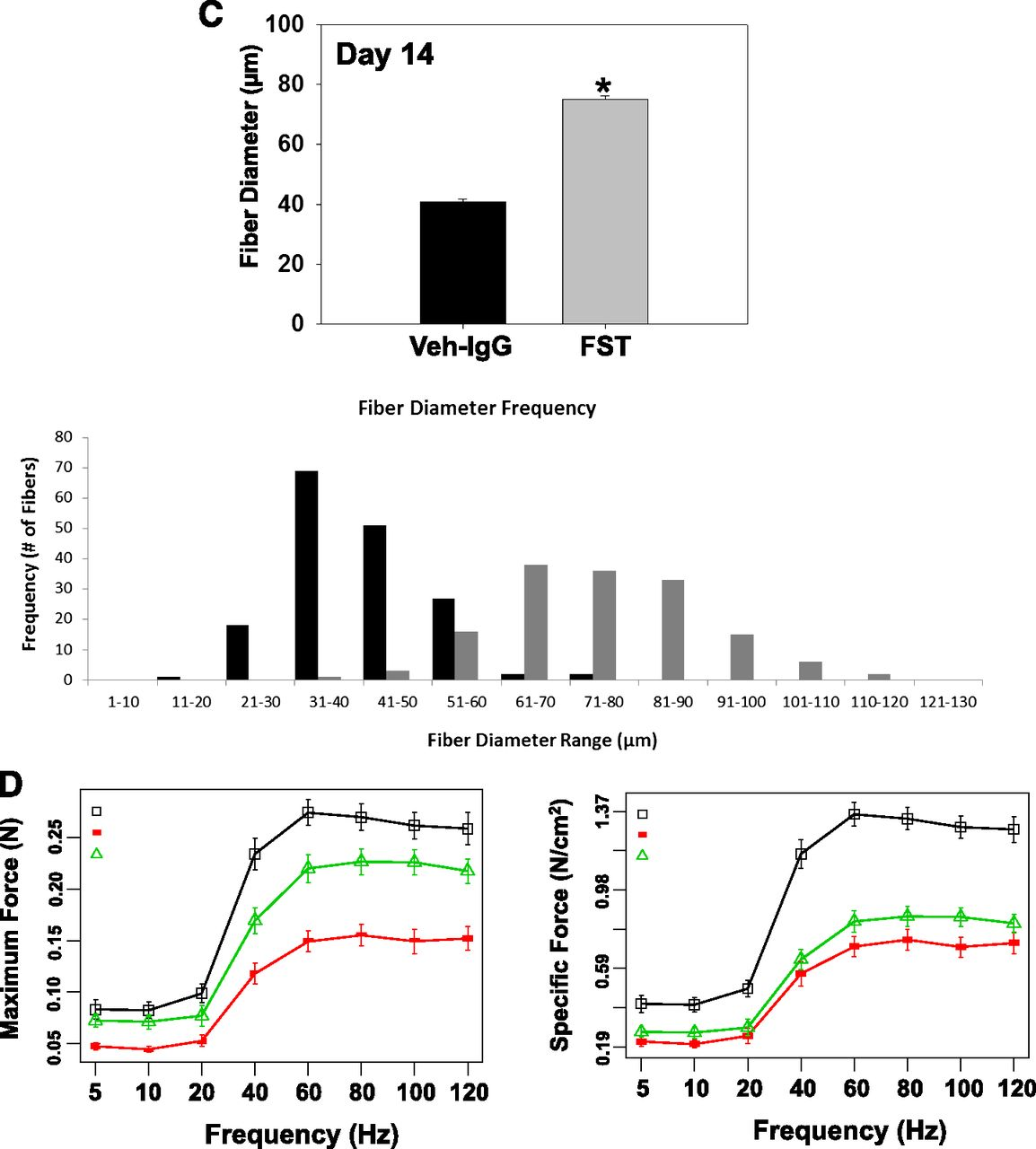 Follistatin: A Novel Therapeutic for the Improvement of Muscle