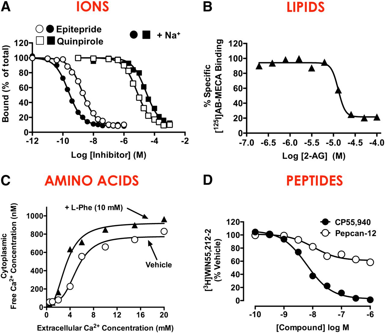 Endogenous Allosteric Modulators of G Protein–Coupled