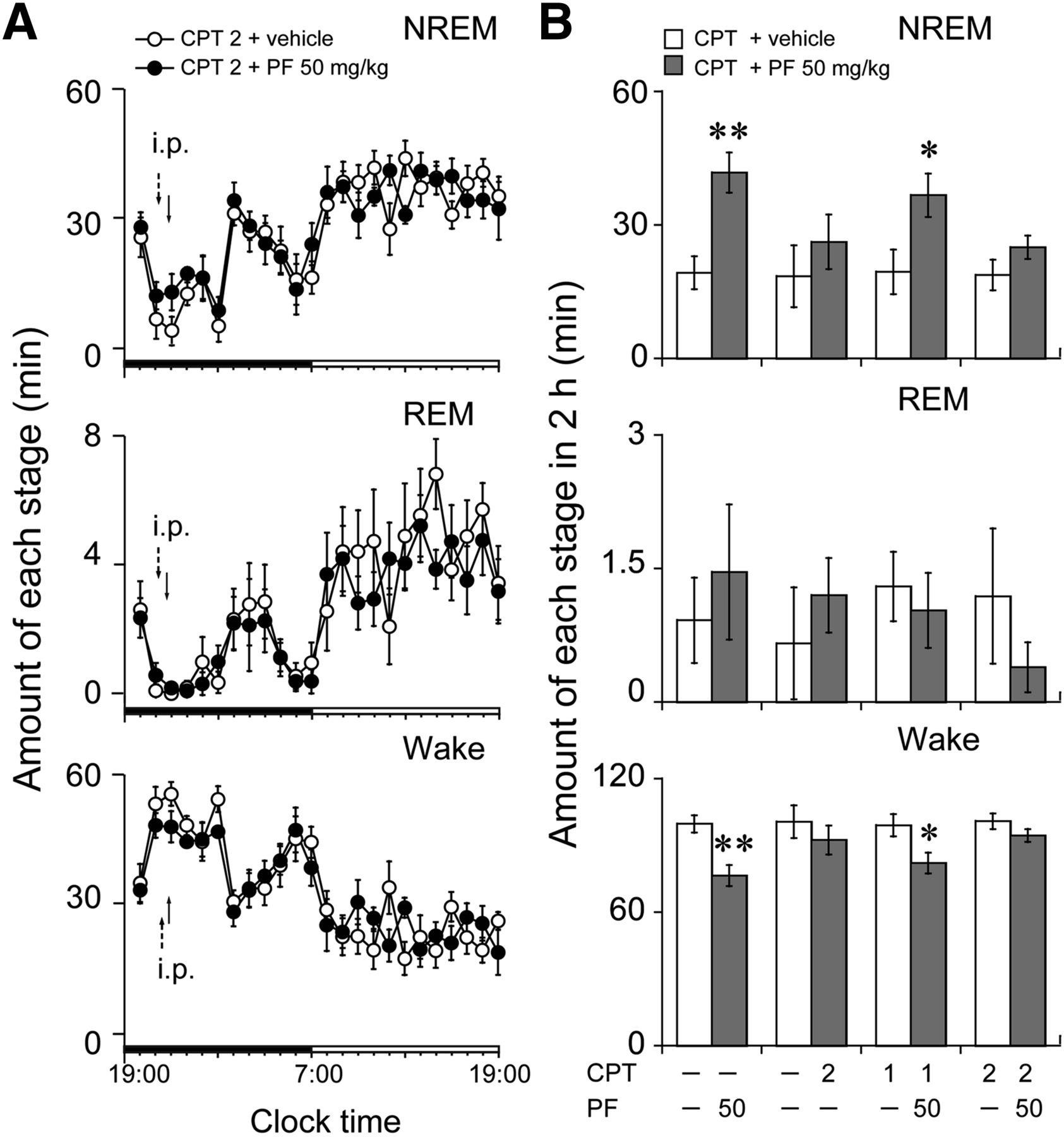 Paeoniflorin Promotes Non-rapid Eye Movement Sleep via