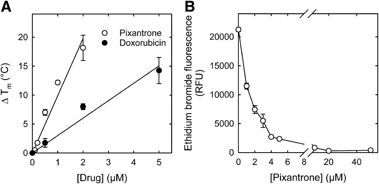 Mechanisms of Action and Reduced Cardiotoxicity of Pixantrone