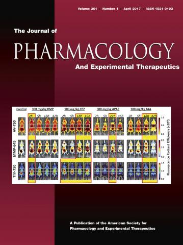 Journal of Pharmacology and Experimental Therapeutics: 361 (1)