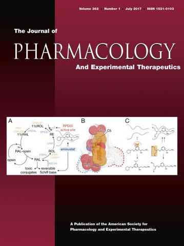 Journal of Pharmacology and Experimental Therapeutics: 362 (1)