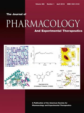 Journal of Pharmacology and Experimental Therapeutics: 365 (1)