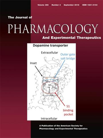 Journal of Pharmacology and Experimental Therapeutics: 366 (3)