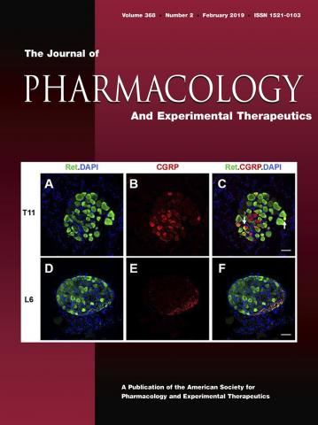 Journal of Pharmacology and Experimental Therapeutics: 368 (2)