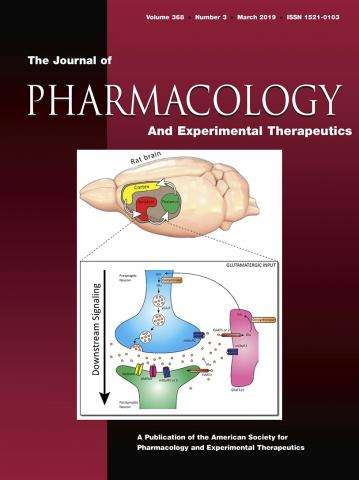Journal of Pharmacology and Experimental Therapeutics: 368 (3)