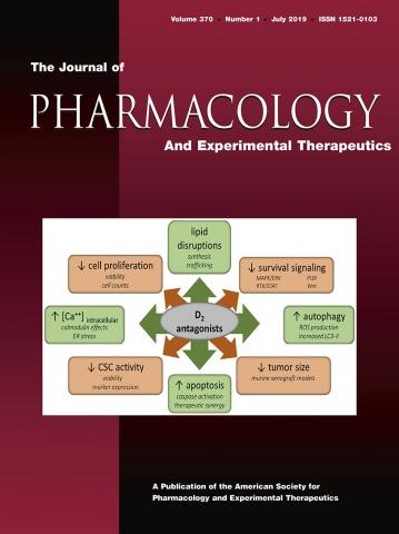 Journal of Pharmacology and Experimental Therapeutics: 370 (1)