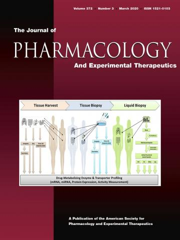 Journal of Pharmacology and Experimental Therapeutics: 372 (3)