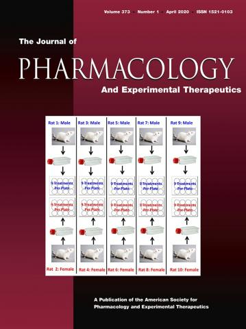 Journal of Pharmacology and Experimental Therapeutics: 373 (1)
