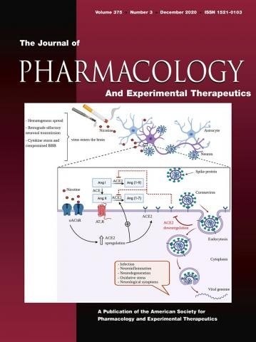 Journal of Pharmacology and Experimental Therapeutics: 375 (3)