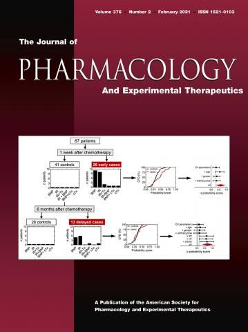 Journal of Pharmacology and Experimental Therapeutics: 376 (2)
