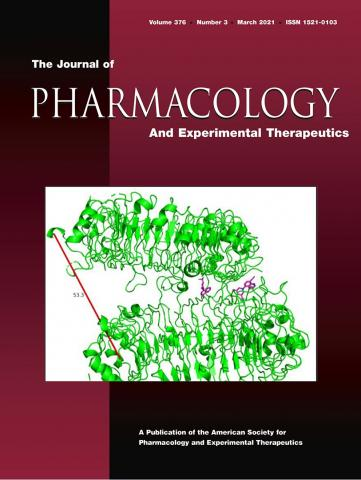 Journal of Pharmacology and Experimental Therapeutics: 376 (3)