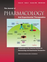 Journal of Pharmacology and Experimental Therapeutics: 319 (3)