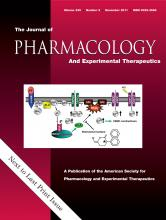 Journal of Pharmacology and Experimental Therapeutics: 339 (2)