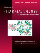 Journal of Pharmacology and Experimental Therapeutics: 342 (2)
