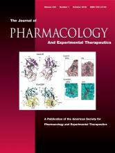 Journal of Pharmacology and Experimental Therapeutics: 343 (1)