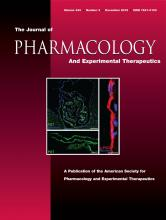 Journal of Pharmacology and Experimental Therapeutics: 343 (3)