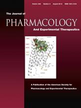 Journal of Pharmacology and Experimental Therapeutics: 346 (2)
