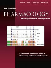 Journal of Pharmacology and Experimental Therapeutics: 347 (1)