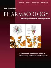 Journal of Pharmacology and Experimental Therapeutics: 347 (2)