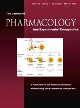 Journal of Pharmacology and Experimental Therapeutics: 348 (1)