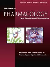 Journal of Pharmacology and Experimental Therapeutics: 348 (3)