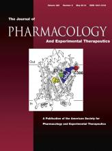 Journal of Pharmacology and Experimental Therapeutics: 349 (2)