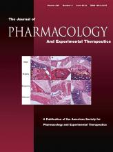 Journal of Pharmacology and Experimental Therapeutics: 349 (3)