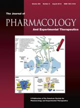Journal of Pharmacology and Experimental Therapeutics: 350 (2)