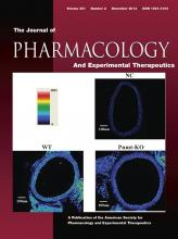 Journal of Pharmacology and Experimental Therapeutics: 351 (2)
