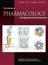 Journal of Pharmacology and Experimental Therapeutics: 352 (1)