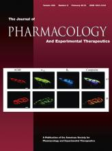 Journal of Pharmacology and Experimental Therapeutics: 352 (2)
