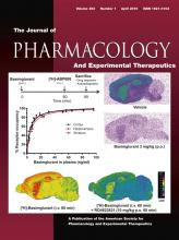 Journal of Pharmacology and Experimental Therapeutics: 353 (1)