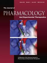 Journal of Pharmacology and Experimental Therapeutics: 353 (3)