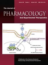 Journal of Pharmacology and Experimental Therapeutics: 355 (1)