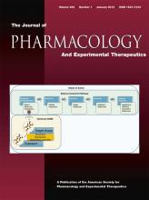 Journal of Pharmacology and Experimental Therapeutics: 356 (1)