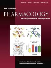 Journal of Pharmacology and Experimental Therapeutics: 356 (3)