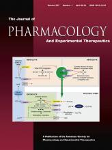 Journal of Pharmacology and Experimental Therapeutics: 357 (1)