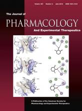 Journal of Pharmacology and Experimental Therapeutics: 357 (3)