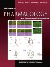 Journal of Pharmacology and Experimental Therapeutics: 358 (3)