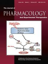 Journal of Pharmacology and Experimental Therapeutics: 360 (2)