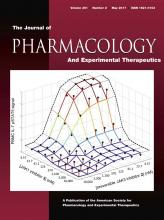 Journal of Pharmacology and Experimental Therapeutics: 361 (2)