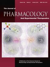Journal of Pharmacology and Experimental Therapeutics: 363 (1)