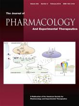 Journal of Pharmacology and Experimental Therapeutics: 364 (2)