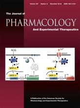 Journal of Pharmacology and Experimental Therapeutics: 367 (2)
