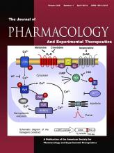Journal of Pharmacology and Experimental Therapeutics: 369 (1)