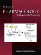 Journal of Pharmacology and Experimental Therapeutics: 369 (3)